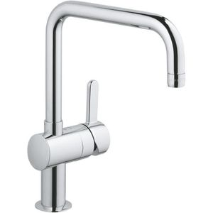 Grohe flair mitigeur vier 32453000 import allemagne for Achat cuisine allemagne