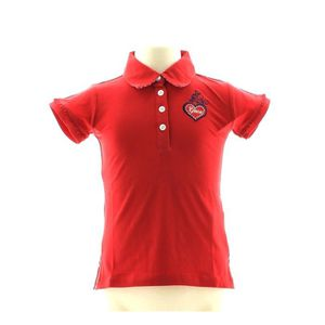 POLO Geox Polo Enfant Light red
