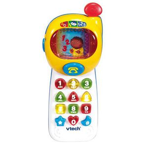 TELEPHONE JOUET VTECH BABY Super Rigolo Phone
