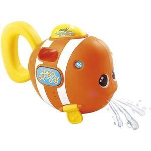 JOUET DE BAIN VTECH Léon, petit poisson à chansons