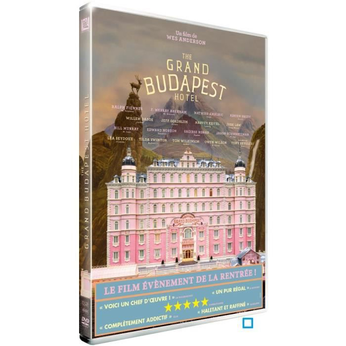 Grand budapest hotel achat vente grand budapest hotel for Grand hotel pas cher
