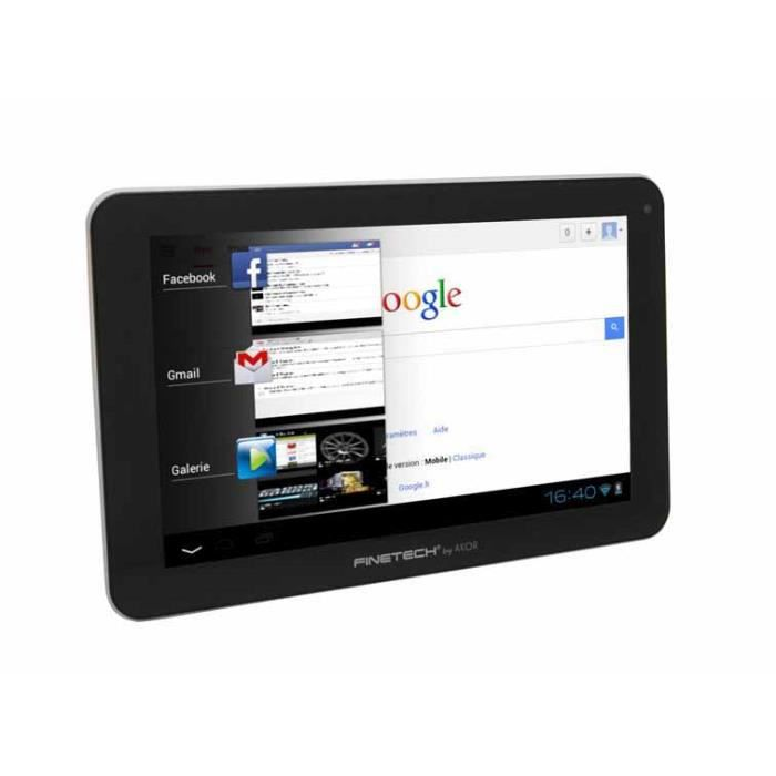 Tablette 9 pouces 16go 8 8 prix pas cher cdiscount - Prix tablette samsung 10 pouces ...