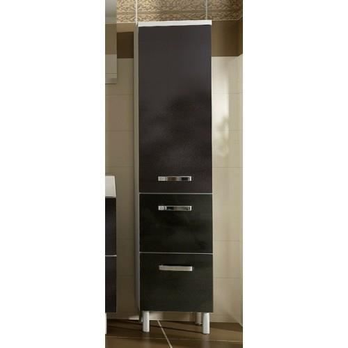 colonne salle bain evo metal 30 cm achat vente colonne. Black Bedroom Furniture Sets. Home Design Ideas