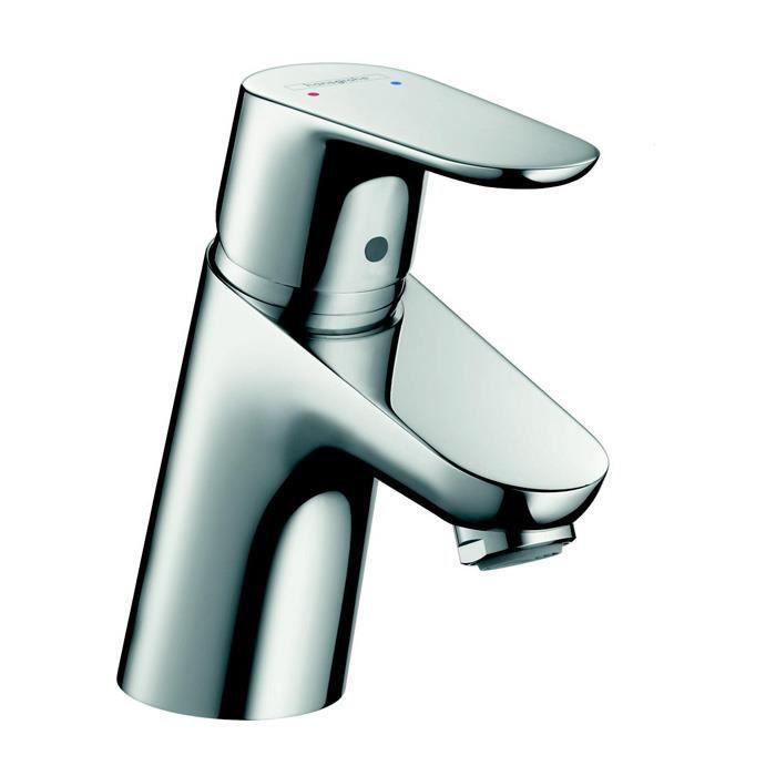 robinet mitigeur lavabo focus 70 c3 rt2012 hansgrohe chrome achat vente robinetterie sdb. Black Bedroom Furniture Sets. Home Design Ideas