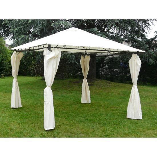 tonnelle de jardin sunny 300x300 cm achat vente tonnelle barnum tonnelle de jardin sunny. Black Bedroom Furniture Sets. Home Design Ideas