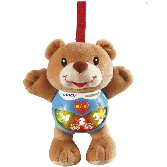 VEILLEUSE VTECH BABY Chant'ourson Lumineux