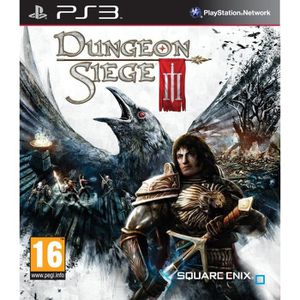 DUNGEON SIEGE 3 / Jeu console PS3