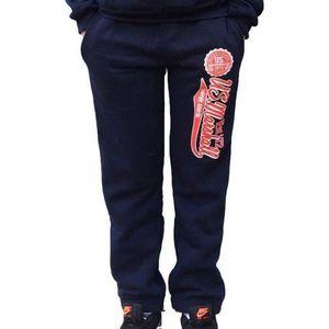 SURVÊTEMENT DE SPORT Pantalon de Jogging Enfant US MARSHALL bleu marine