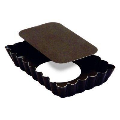 moule tartelette cannel e fond mobile 12 cm achat vente moule moule tartelette cdiscount. Black Bedroom Furniture Sets. Home Design Ideas