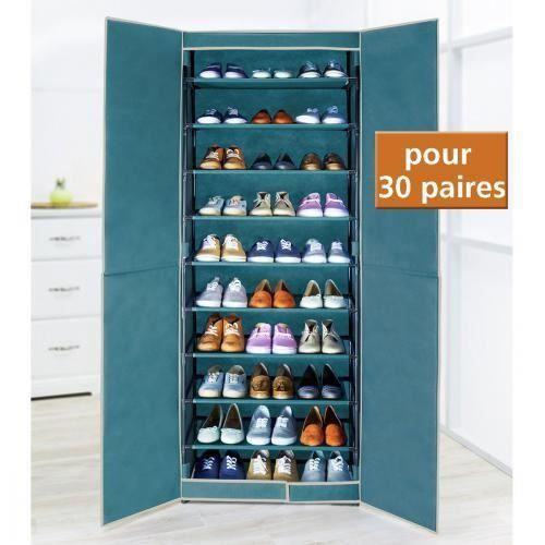 Meuble Chaussure 30 Paires
