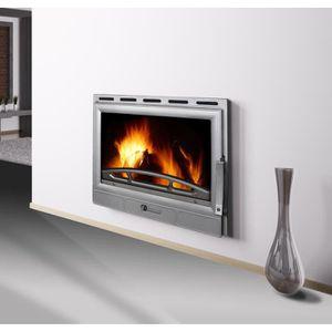 poele bois buche 50 achat vente poele bois buche 50 pas cher cdiscount. Black Bedroom Furniture Sets. Home Design Ideas