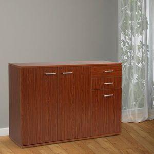 commode 30 cm de profondeur achat vente commode 30 cm de profondeur pas cher cdiscount. Black Bedroom Furniture Sets. Home Design Ideas