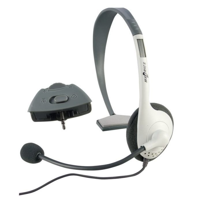 how to use console headset on pc
