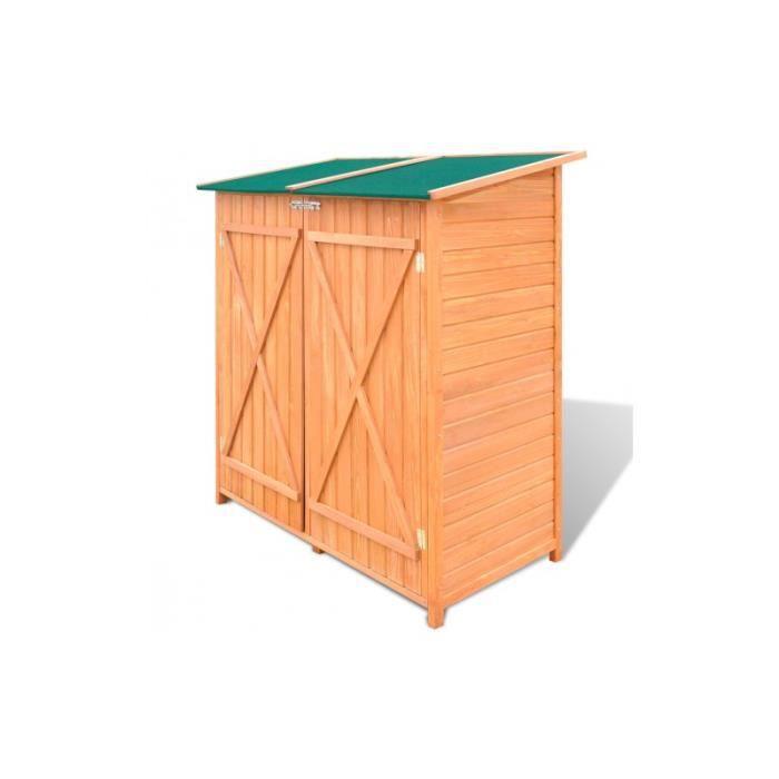 rangement en bois coffre de rangement pour jardin achat vente coffre d 39 ext rieur rangement. Black Bedroom Furniture Sets. Home Design Ideas