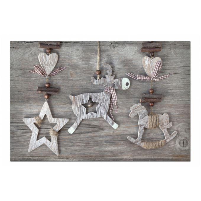 Tableau enfant mobile en bois 80x55 cm achat vente - Tableau enfant bois ...