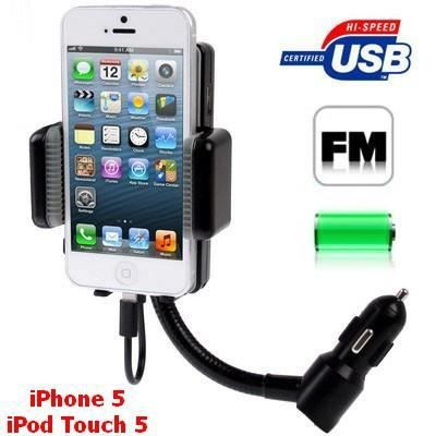 support chargeur kit main libre iphone5 ipod5 fm achat vente intercom moto support chargeur. Black Bedroom Furniture Sets. Home Design Ideas