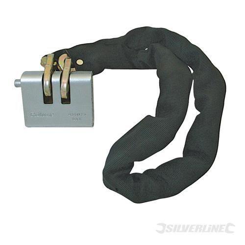 Cha ne haute s curit gain e sans cadenas achat - Chaine de securite pour porte ...