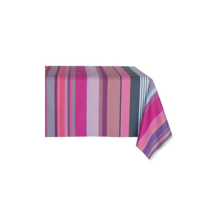 nappe coton enduit basque table de cuisine. Black Bedroom Furniture Sets. Home Design Ideas