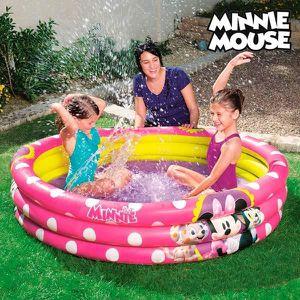 Piscine gonflable minnie achat vente jeux et jouets for Rustine piscine gonflable