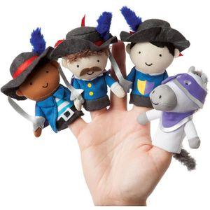 THÉÂTRE - MARIONNETTE Manhattan Toy Ensemble De Marionnettes - Musketeer