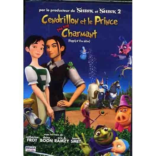 Cendrillon et le prince pas trop charmant en dvd dessin anim pas cher cdiscount - Cendrillon le dessin anime ...