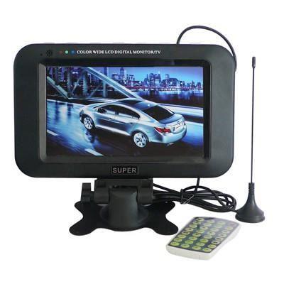 tv portable 7 5 pouces lcd analogique 12v 220v t l viseur lcd avis et prix pas cher cdiscount