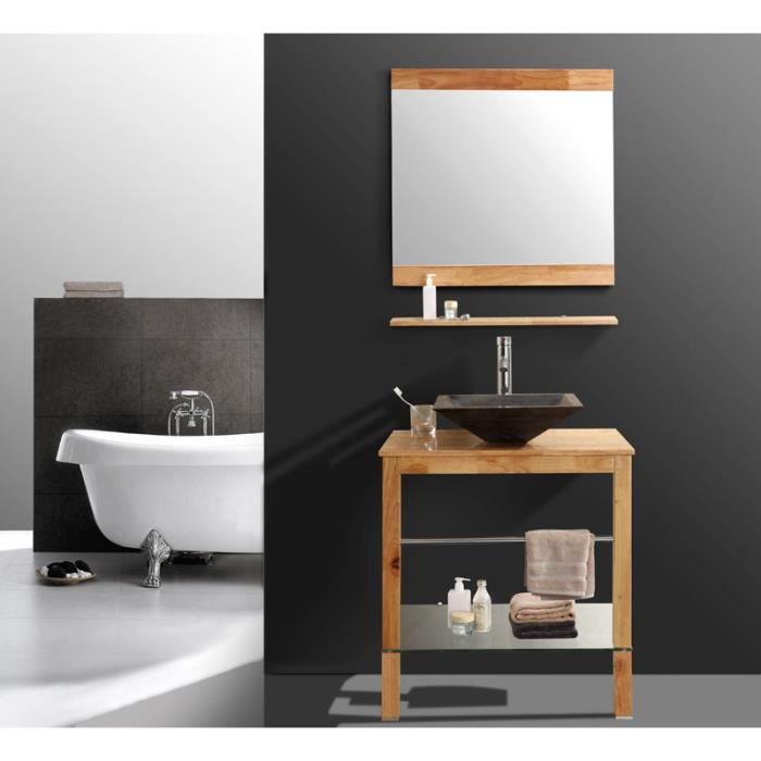 Miliboo meuble de salle de bain vasque meu achat - Meuble sous evier salle de bain ...