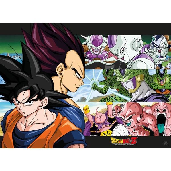 Object moved for Decoration murale dragon ball