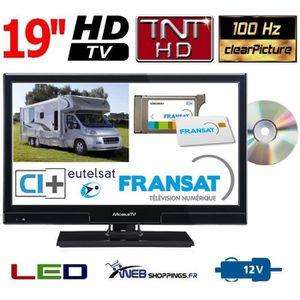 tv compatible fransat achat vente tv compatible fransat pas cher cdiscount. Black Bedroom Furniture Sets. Home Design Ideas