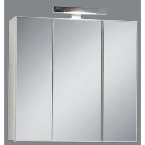 grand miroir salle de bain achat vente grand miroir salle de bain pas cher cdiscount. Black Bedroom Furniture Sets. Home Design Ideas
