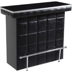 meuble bar en verre trempe achat vente meuble bar en verre trempe pas cher cdiscount. Black Bedroom Furniture Sets. Home Design Ideas