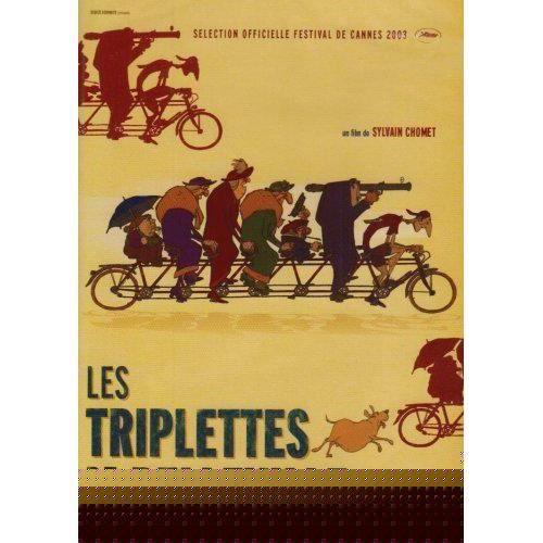 Les Triplettes de Belleville - Edition Simple