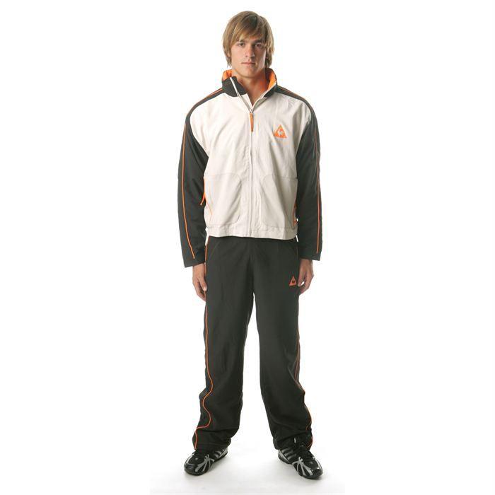 le coq sportif jogging spot homme en polyester v achat vente surv tement le coq sportif. Black Bedroom Furniture Sets. Home Design Ideas
