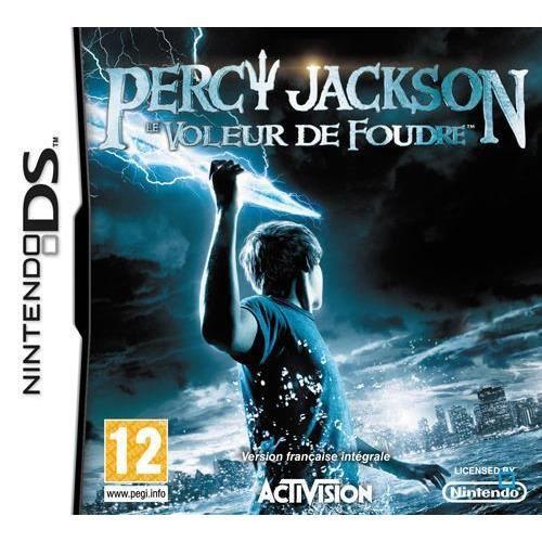 JEU DS - DSI PERCY JACKSON ET LE VOLEUR DE FOUDRE / JEU POUR CO