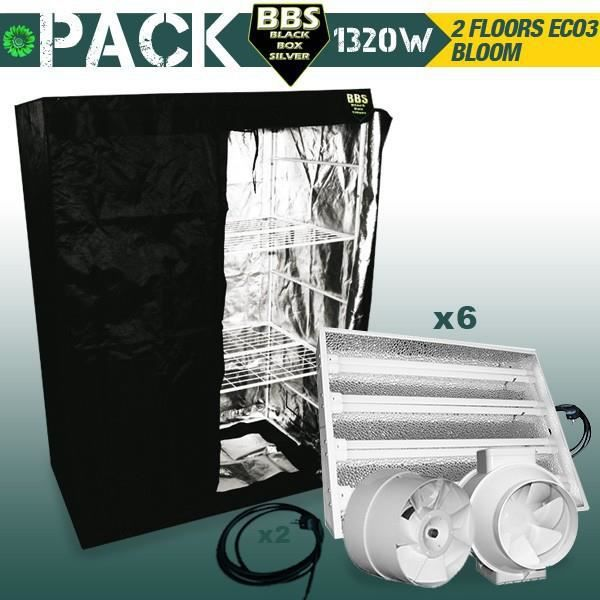 pack bb 2 floors bloom 1320w eco 3 achat vente chambre. Black Bedroom Furniture Sets. Home Design Ideas