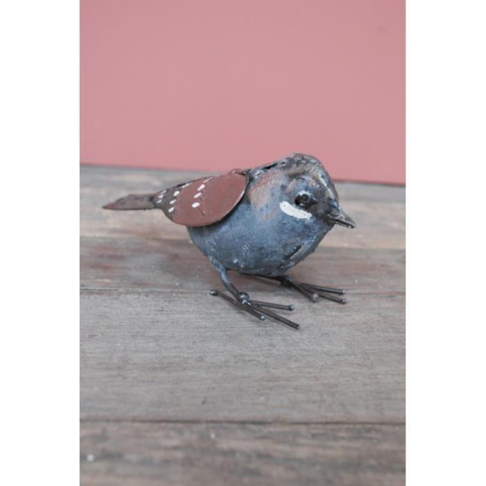 Decoration jardin oiseaux metal achat vente decoration - Oiseaux metal pour jardin ...