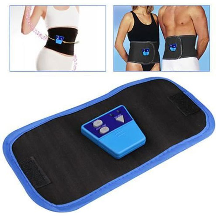 ceinture abdominale electrique musculation abdo massage amincissante prix pas cher cdiscount. Black Bedroom Furniture Sets. Home Design Ideas