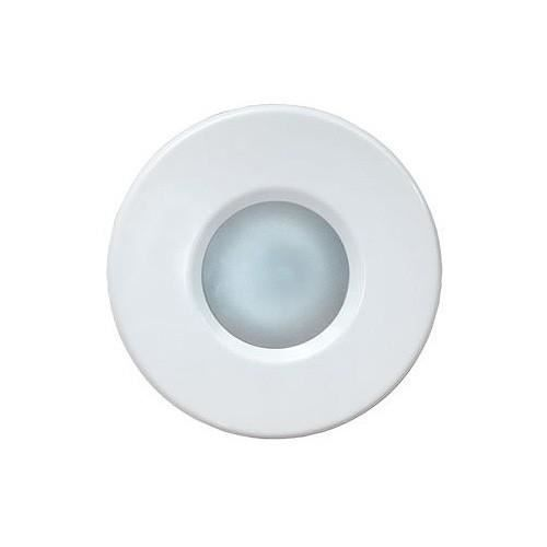 Spot encastr fixe blanc salle de bain spot fixe blanc for Spot encastre salle de bain