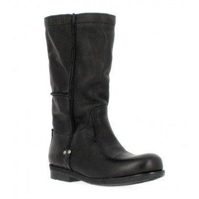bottes palladium pour femme en cuir achat vente bottes palladium pour femme pas cher. Black Bedroom Furniture Sets. Home Design Ideas