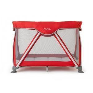 lit parapluie sena de nuna grand modele rouge rouge achat vente lit pliant 8717903881309. Black Bedroom Furniture Sets. Home Design Ideas