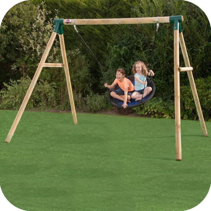 plum singe d 39 araign e ii de jardin en bois achat vente balancoire station jeux plum. Black Bedroom Furniture Sets. Home Design Ideas