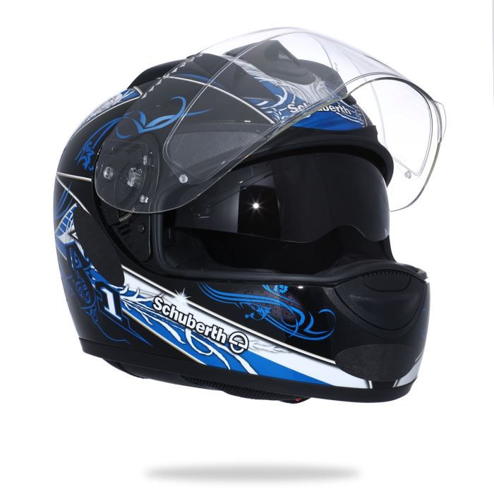 schuberth casque int gral s1 pro furious bleu achat. Black Bedroom Furniture Sets. Home Design Ideas