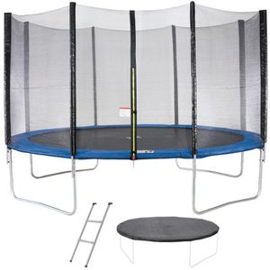 trampoline achat vente pas cher cdiscount. Black Bedroom Furniture Sets. Home Design Ideas
