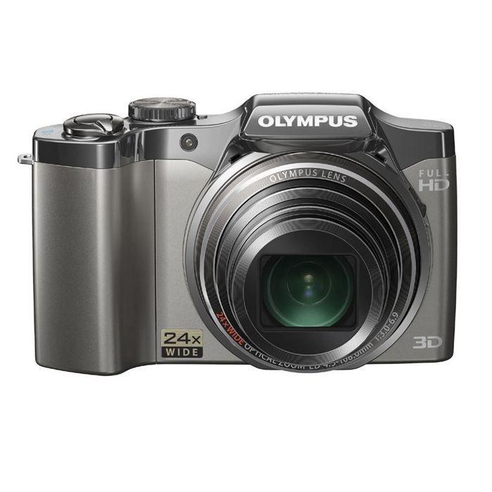 olympus sz 30mr silver pas cher achat vente appareil photo num rique cdiscount. Black Bedroom Furniture Sets. Home Design Ideas