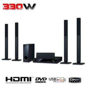 Ensemble home cinéma LG DH4530T Home-Cinéma 5.1ch DVD Full HD 330W