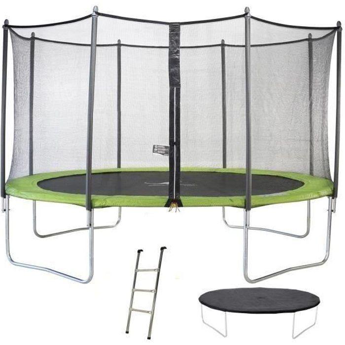 trampoline achat vente pas cher les soldes sur. Black Bedroom Furniture Sets. Home Design Ideas