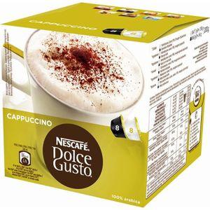 CAFÉ - CHICORÉE DOLCE GUSTO / Cappuccino