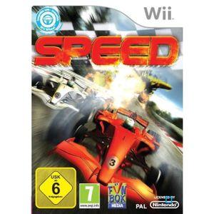 JEUX WII SPEED / Jeu console Wii