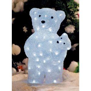 Ours lumineux exterieur achat vente ours lumineux - Illumination de noel pas cher ...