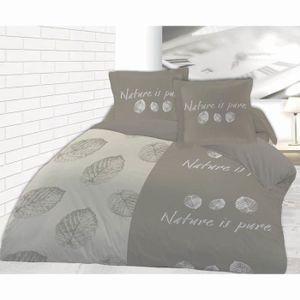 housse de couette en flanelle 220 sur 240 achat vente housse de couette en flanelle 220 sur. Black Bedroom Furniture Sets. Home Design Ideas